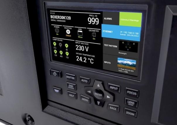 Charmex presenta al mercado profesional el nuevo proyector Boxer 4K30 de Christie