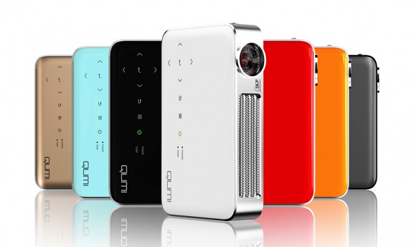 Charmex trae a España el pico proyector de bolsillo Vivitek Qumi Q6