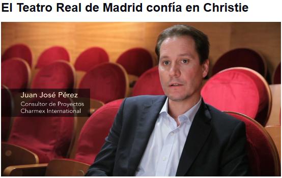 Christie levanta de sus butacas al público del Teatro Real de Madrid