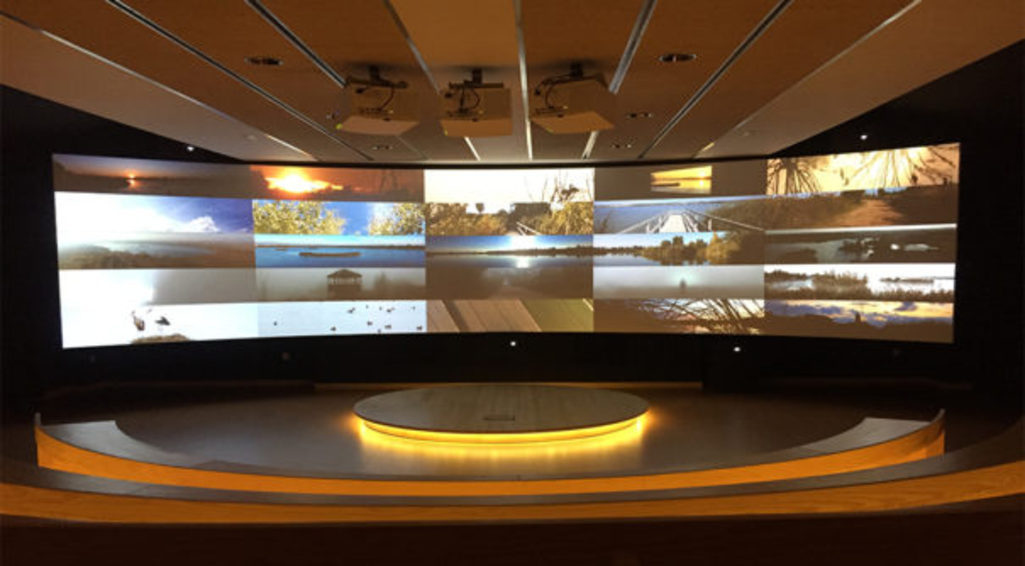 Christie ayuda a que Vilasana se convierta en un centro de inmersión audiovisual pionero en Cataluña
