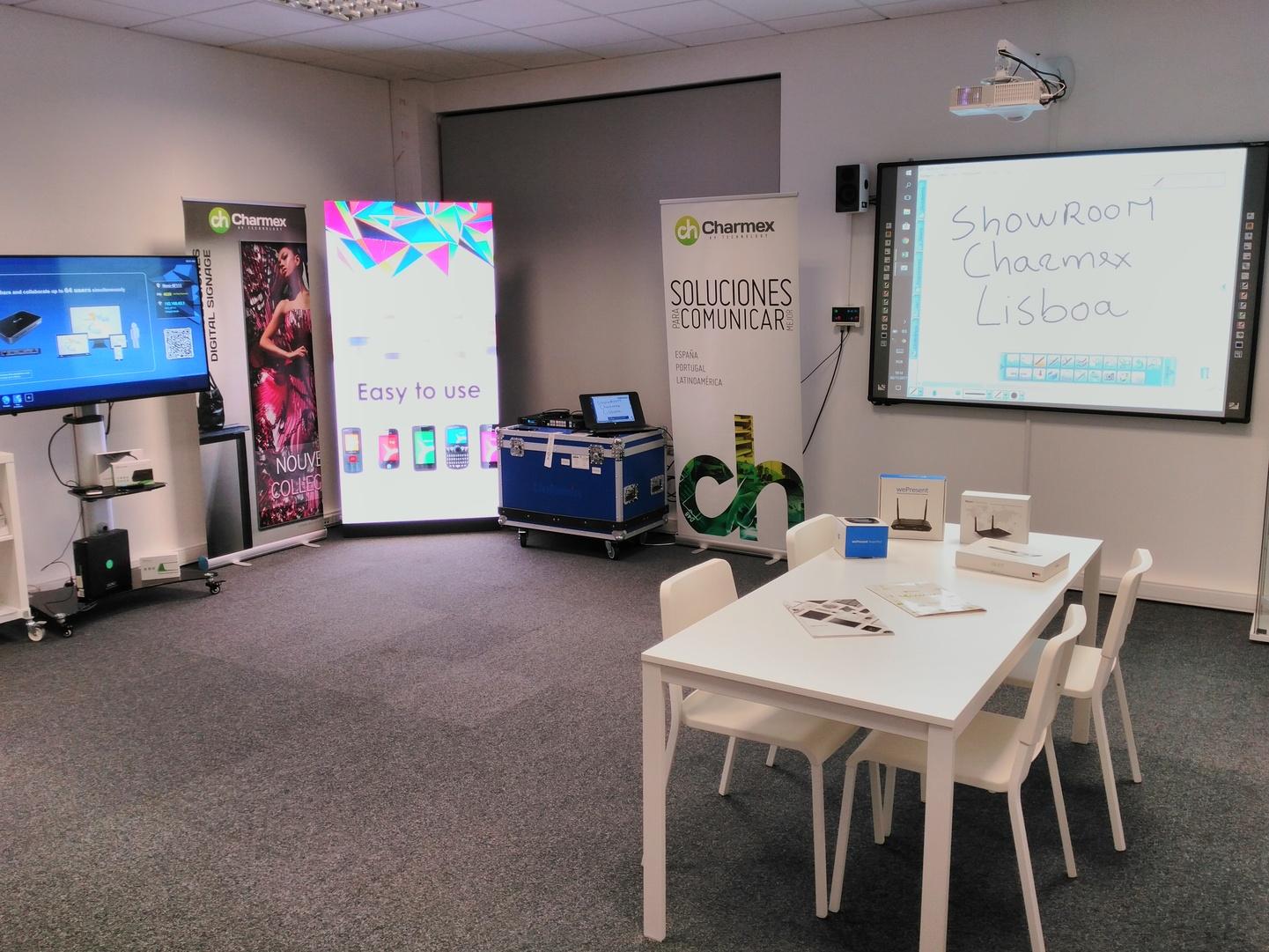 Charmex desembarca en Portugal con la apertura de un nuevo showroom en Lisboa