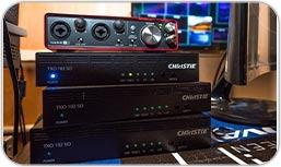 Christie Spyder X80 y Christie Terra gestionan la mayor pantalla del Mobile World Congress